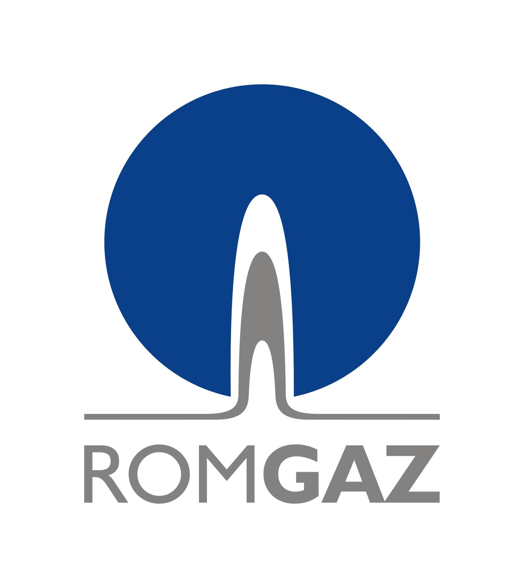 Logo ROMGAZ