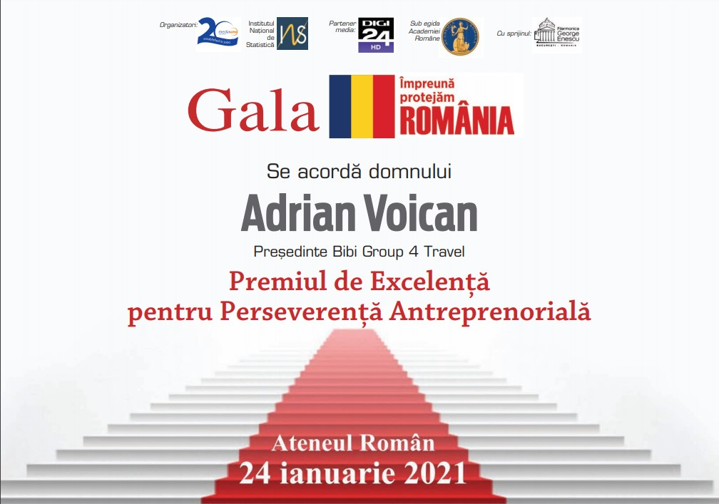 adrian voican diploma