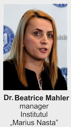 dr beatrice mahler
