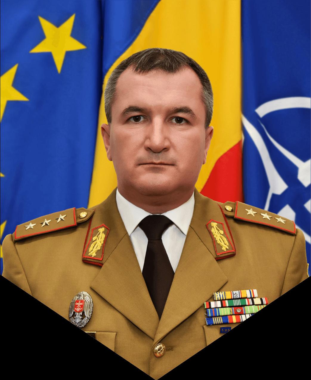 Lt. Gen. Daniel Petrescu
